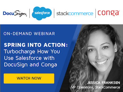 DocuSign for Salesforce